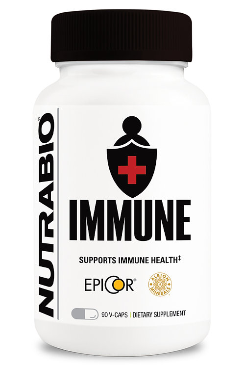 Immune 90 Vegetable Capsules