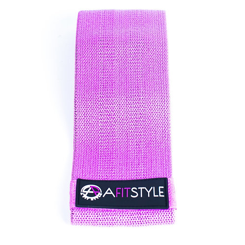 A Fit Style-Purple Band with Non-Slip & Non-Rolling Technology