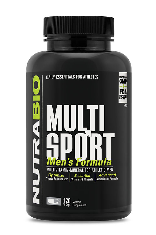 MultiSport for Men 120 Vegetable Capsules