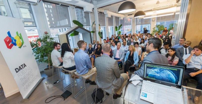 BCD Speaks on Panel with EOS, Hyperledger, Ethereum on Blockchain in Enterprise & Business
