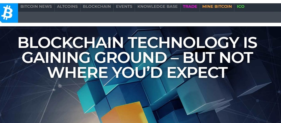BlockchainDriven Expertise Highlighted by Bitcoinist