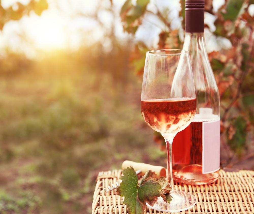 Rose - Wine in Fance