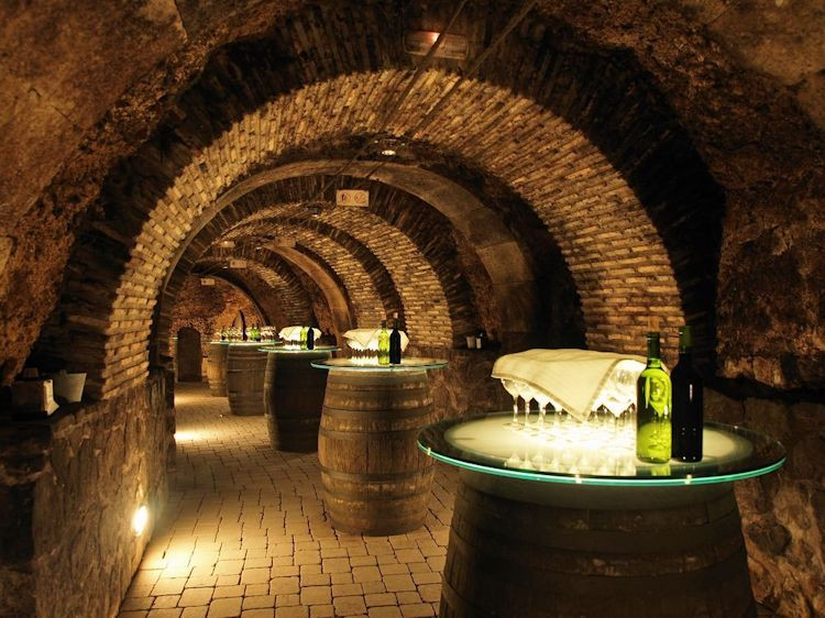 Wines of Provence Cellar