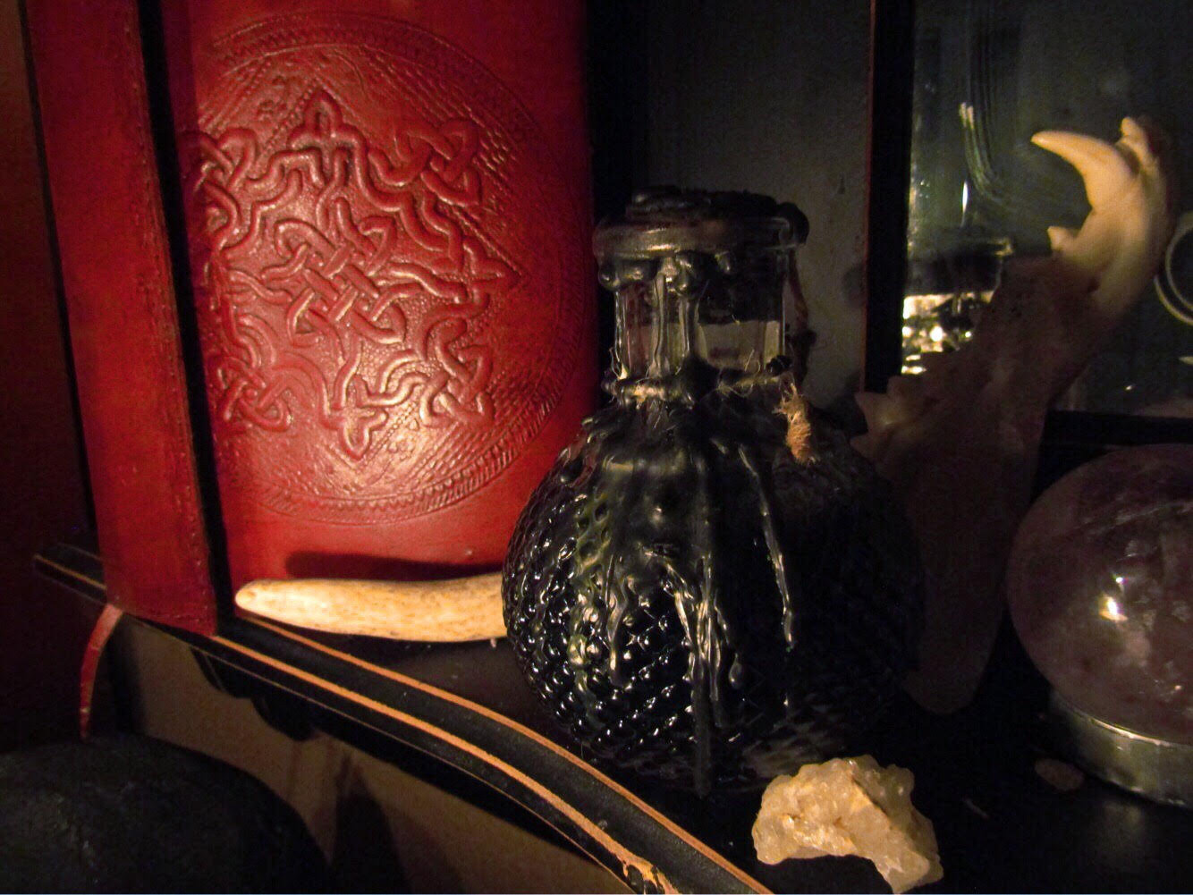 Witch Bottle Spells Class