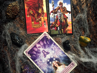 Weekly Reading October 9-15, 2017