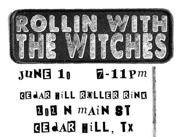 Rollin' With The Witches