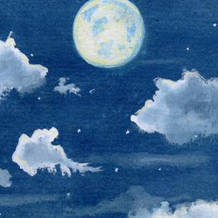 Blue Moon Vibes