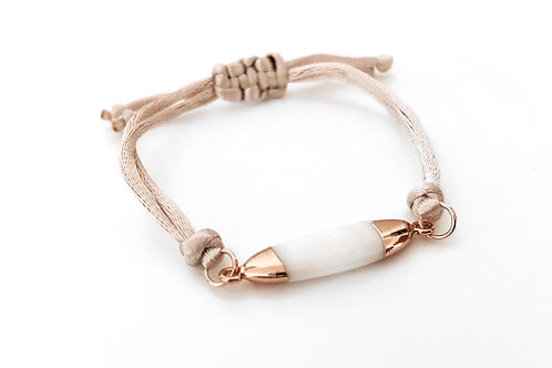 Seraphic Shell Bracelet