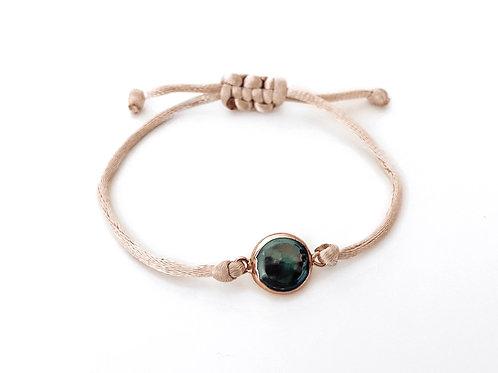 Deep Abalone Bracelet