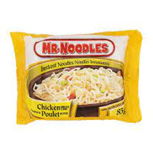 Mr noodle packet