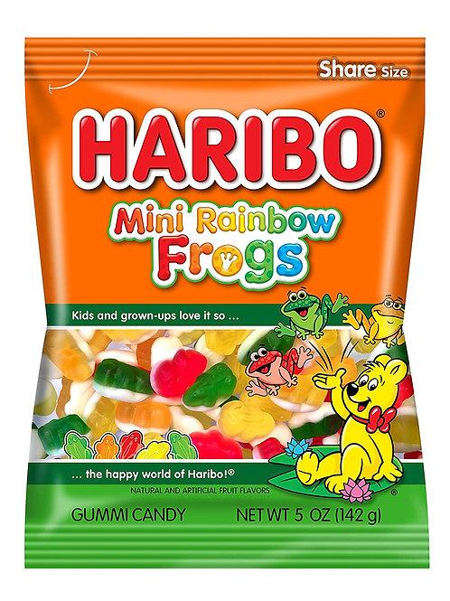 Haribo Mini Rainbow Frogs