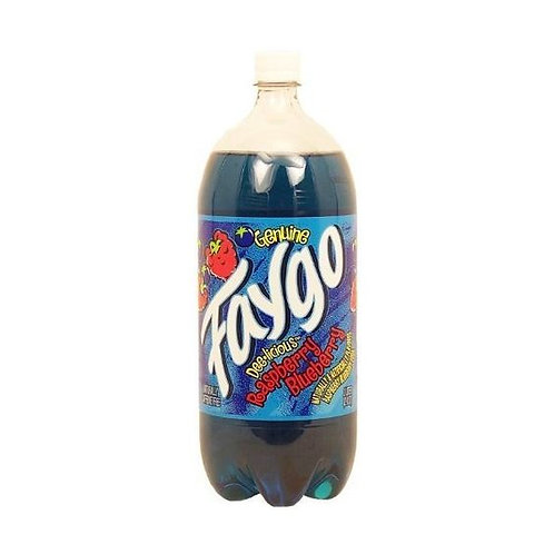 Faygo blueberry