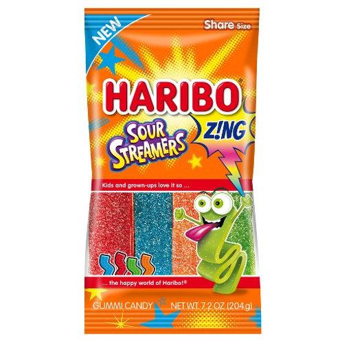 Haribo Sour Streamers