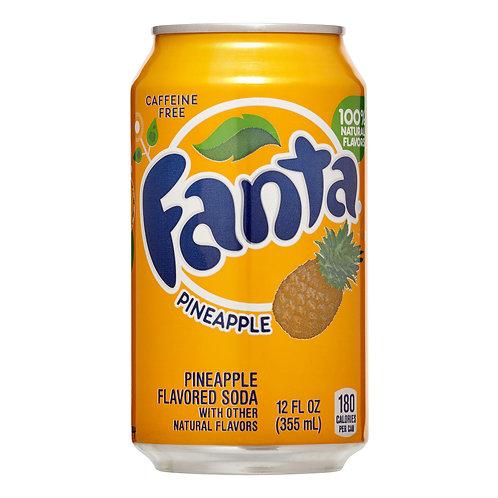 Pineapple Fanta