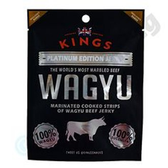 Kings platinum wagu jerky