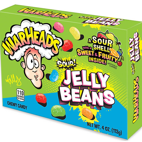 War Heads Jelly Bean
