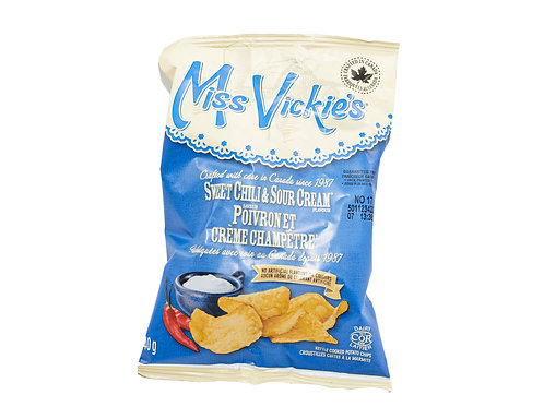 Miss Vickies Sweet Chilli and Sour Cream