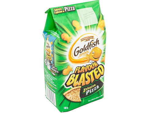 Goldfish Flavour Blasted Pizza