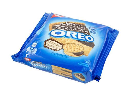 OREO - Chocolate Peanut Butter Pie