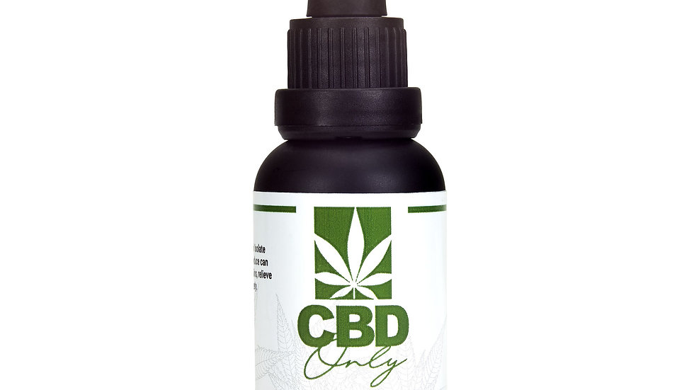 500mg CBD Tincture