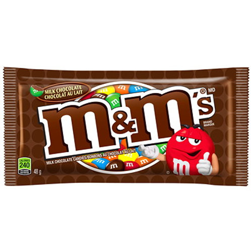 M&Ms Packet