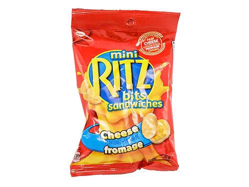 Ritz Bitz Cheese Sandwiches