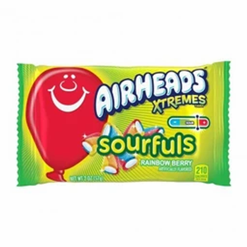 AirHeads Sourfuls Rainbow Berry