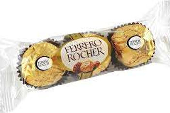 Ferrero Rocher 3 pcs