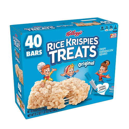 RICE CRISPY ( MMN AND CHOCLATE)