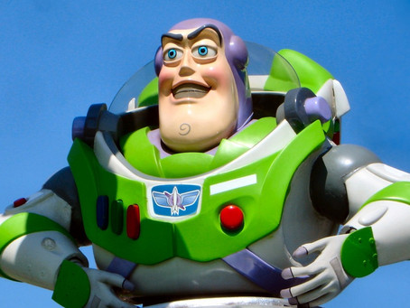 """Buzz Lightyear can help your organization move toward """"infinity and beyond""""!"""