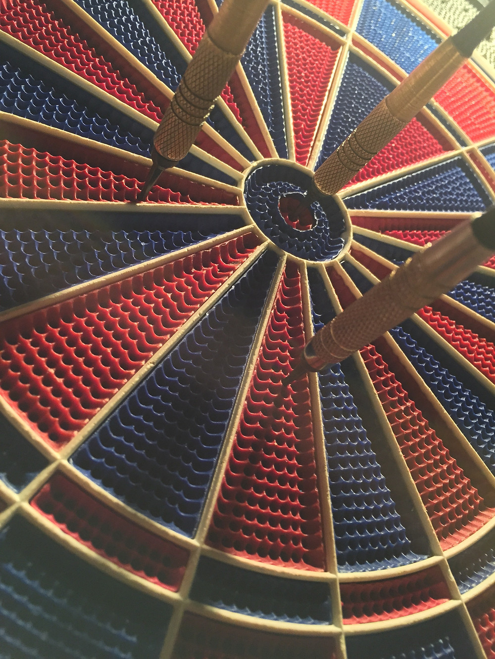Hit your target! (credit pexels.com)