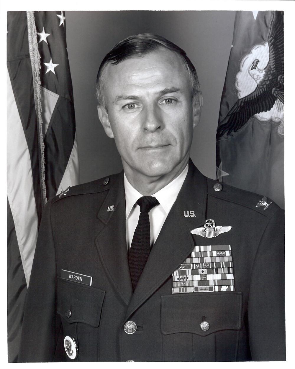 Colonel John A. Warden III, USAF, Ret.