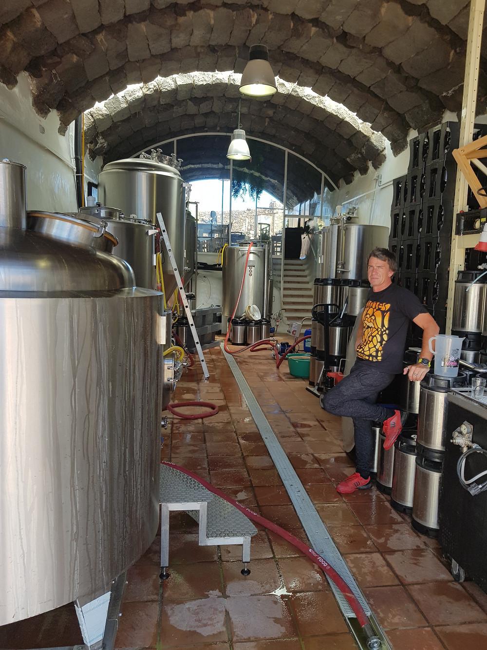 Spanish brewery