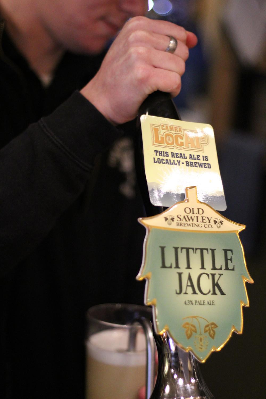 Little Jack pale ale, Little Jack beer, Little Jack ale, Old Sawley