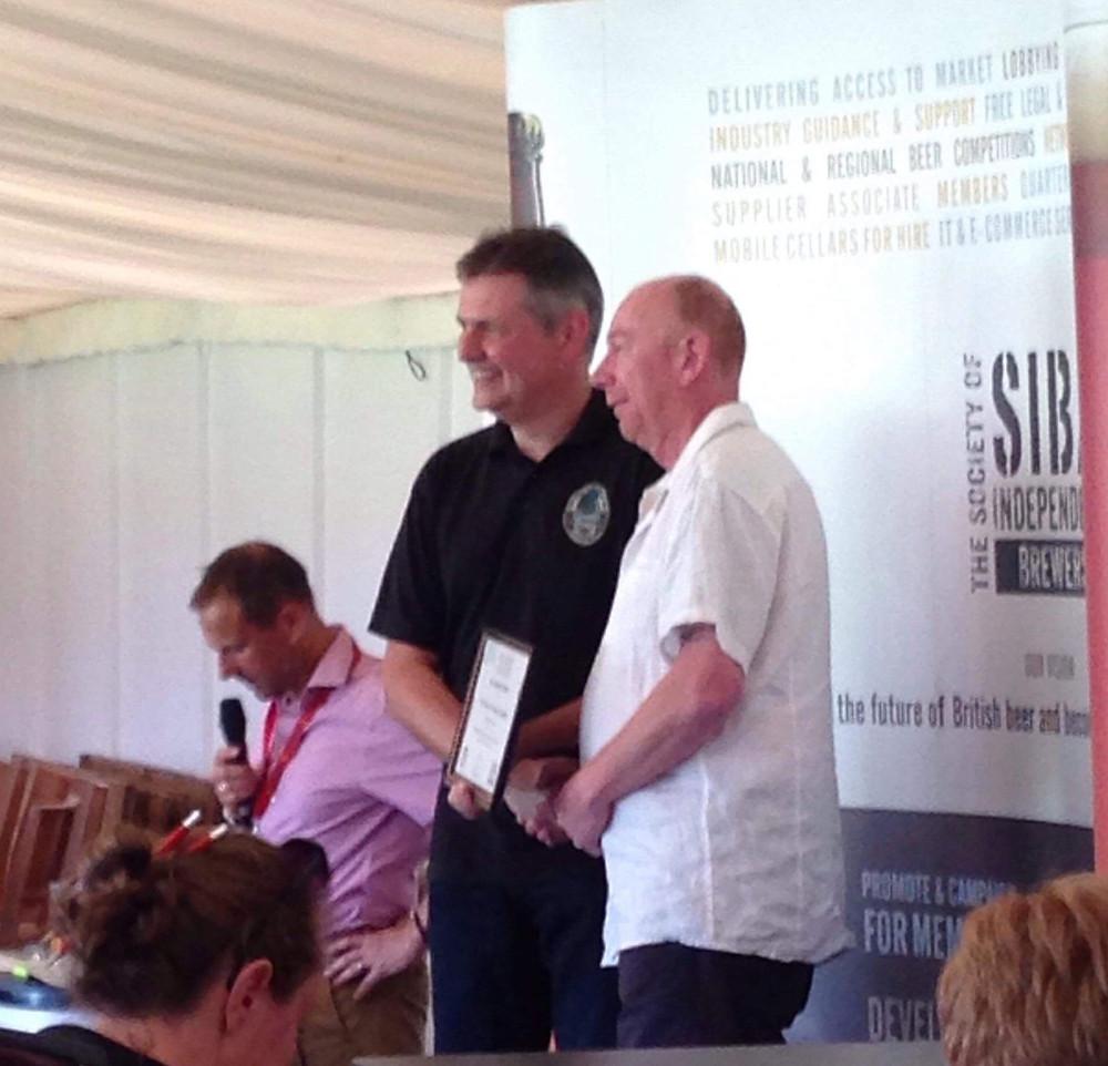Plummeth the Hour, award winning brewer, SIBA awards