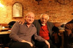 Barry and me 11th St Bar Dec 17, 2012 by Nial Djuliarso