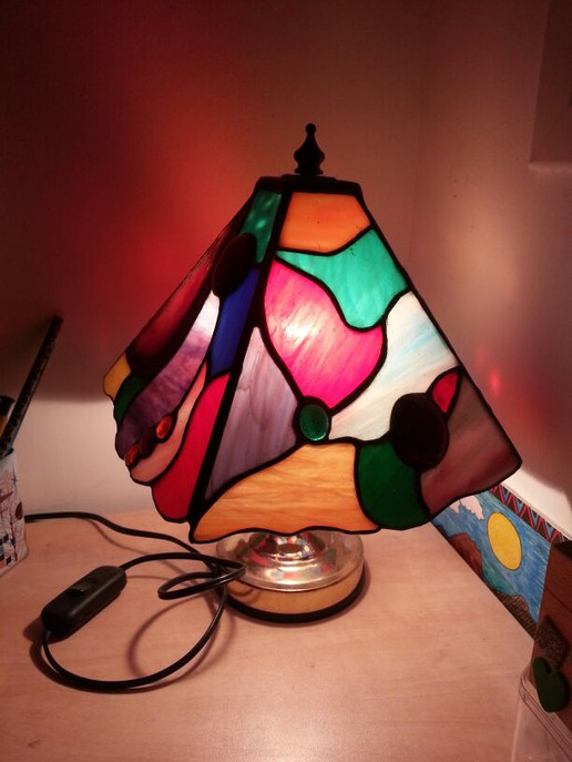 colors lampshade