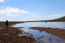 Site 63 ponds