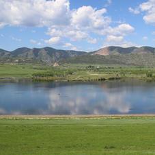 Bear Creek Reservoir Summer