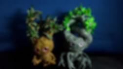 art toys, creatures like the cold, custom dunny, kidrobot, art