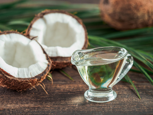 Benefits of MCT Coconut oil
