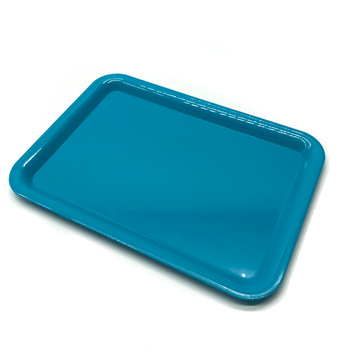 Good Vibes Blue Tray