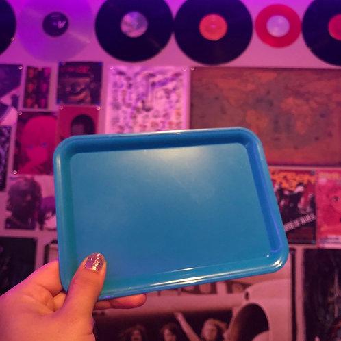 Good Vibes Blue Tray