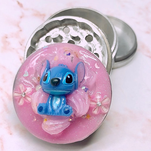 Happy Stitch Pink Grinding Tool