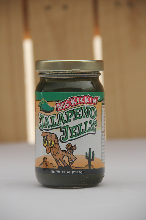 Ass Kickin Jalapeno Jelly