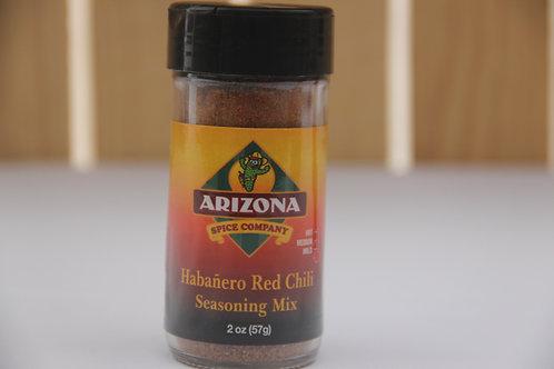 Arizona Habanero Red Chili Seasoning Mix
