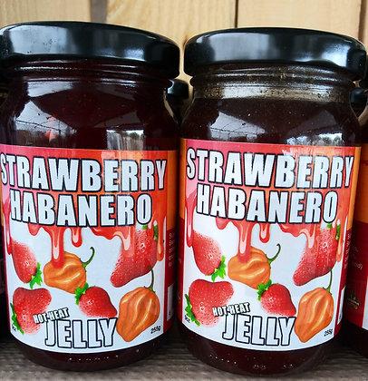 Arizona Strawberry Habanero Jelly