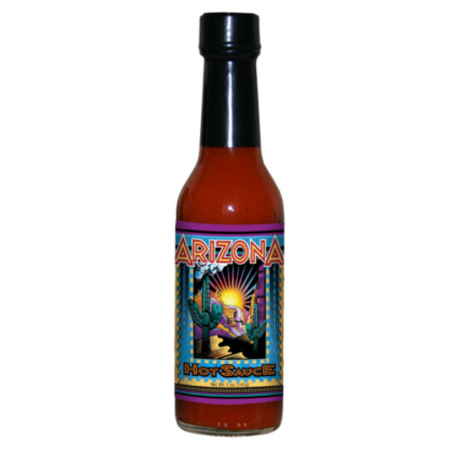 Arizona State Habanero Hot Sauce