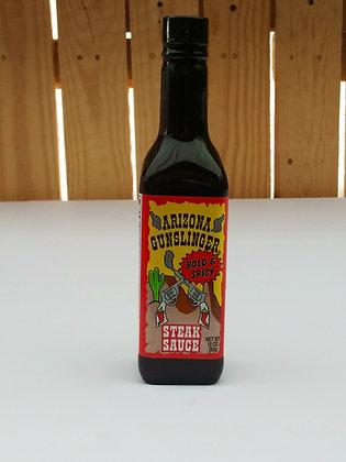 Arizona Gunslinger Bold & Spicy Steak Sauce