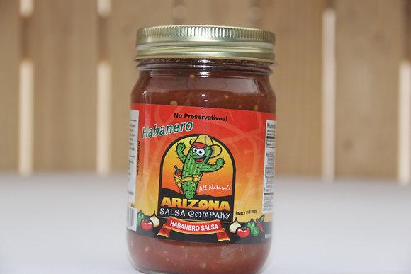 Arizona Habanero Salsa